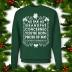 Rick and Morty Ugly Christmas Sweater Crewneck Sweatshirt