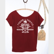 Game of Thrones  mashup The Walking Dead Shirt Slouchy Shirt Tyrion Lannister