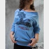 MOTHER OF DRAGONS Khaleesi Sweater. Daenerys Stormborn Targaryen Game of Thrones