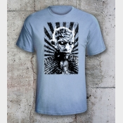 Game of Thrones Shirt: The Night King Shirt. Winter Is Coming! White Walkers