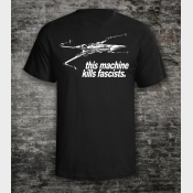 This Machine Kills Fascists Star Wars Unisex Shirt