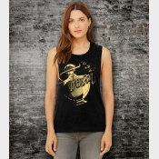 Treason Is In The Air Women's Muscle Tank