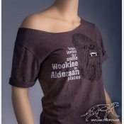 Been Looking for Some Wookiee In Alderaan Places Star Wars Women's Slouchy Tee
